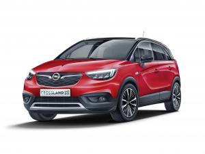 Opel Crossland X im Auto Abo