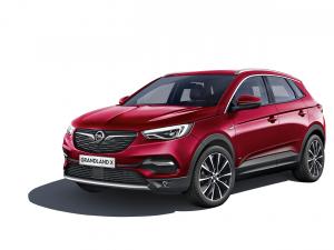Opel Grandland X im Auto Abo