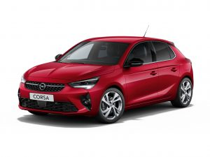 Opel Corsa-F