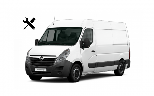 Opel Movano Cargo im Auto Abo